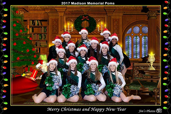 JMM Poms Holiday Show
